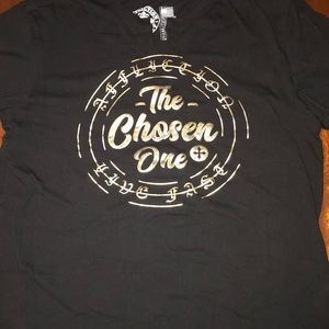 Affliction chose one tee